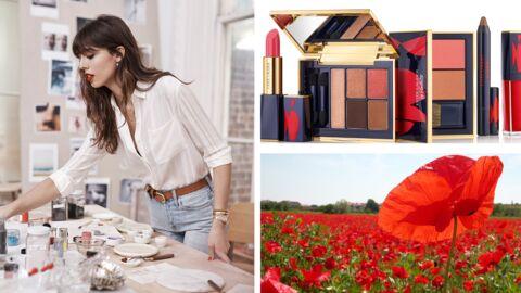 Violette x Estée Lauder: la nouvelle collection Poppy Sauvage qu'on adore
