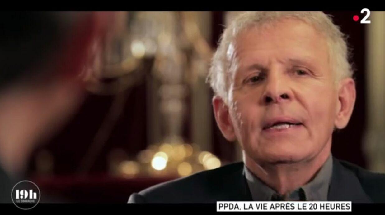 VIDEO Patrick Poivre d'Arvor révèle avoir été «hanté» par la mort de sa fille Solenn