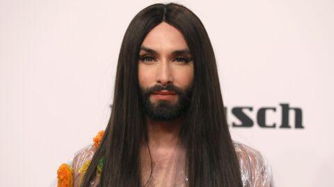 Conchita Wurst: menacée par un ex, la chanteuse révèle sa séropositivité