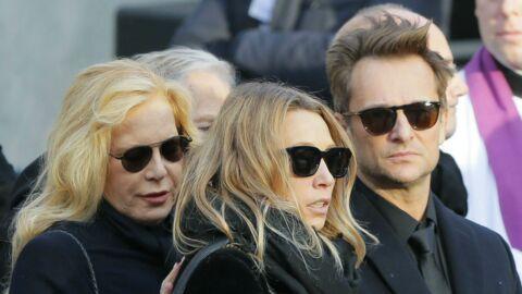 PHOTO David Hallyday, Laura Smet et Sylvie Vartan: plus soudés que jamais après le verdict du procès