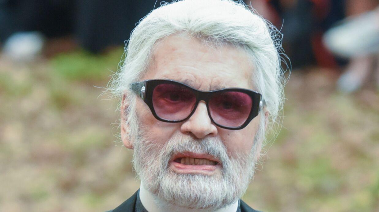 «Il est temps pour vous de disparaître»: Karl Lagerfeld se fait dézinguer par une actrice