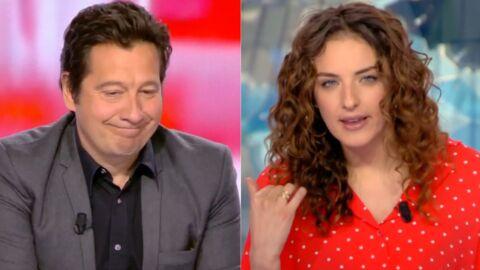 VIDEO La Miss Météo de Canal + tente une imitation devant Laurent Gerra, voici le résultat…