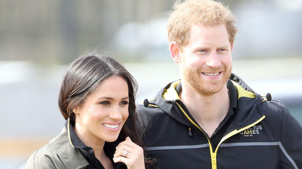 Mariage du prince Harry et Meghan Markle  la destination de rêve de leur  lune de miel dévoilée