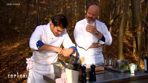 VIDEO Top Chef: Philippe Etchebest sous le choc après l'aveu de Victor