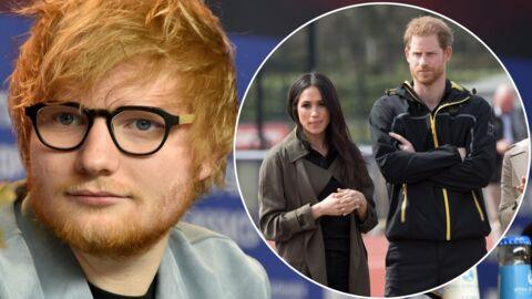 Mariage du Prince Harry et Meghan Markle: Ed Sheeran impliqué bien malgré lui dans une GROSSE bourde