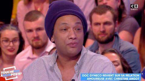 VIDEO Doc Gyneco: est-il toujours en contact avec Christine Angot? Il répond