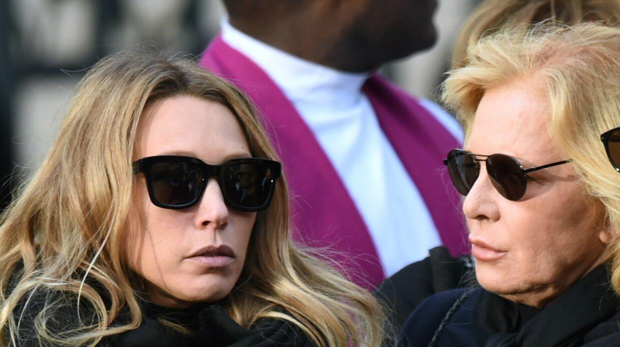 Laura Smet: ce que Sylvie Vartan pense réellement de la sœur de David Hallyday