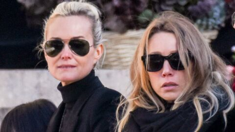 Laeticia Hallyday jalouse de Laura: la mise en garde de Johnny à une amie