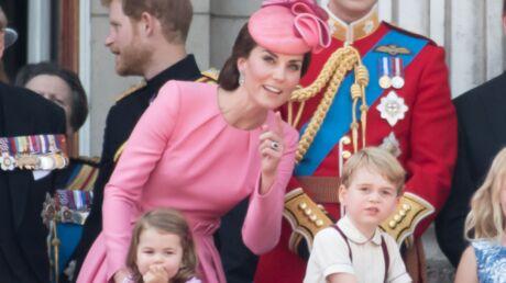 Kate Middleton enceinte: le geste trop chou de George et Charlotte pour son départ à la maternité