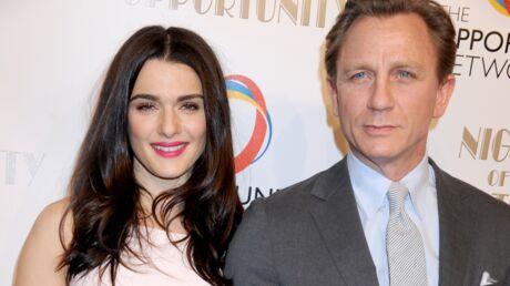 Daniel Craig et Rachel Weisz vont être parents, l'actrice vient d'annoncer sa grossesse à 48 ans