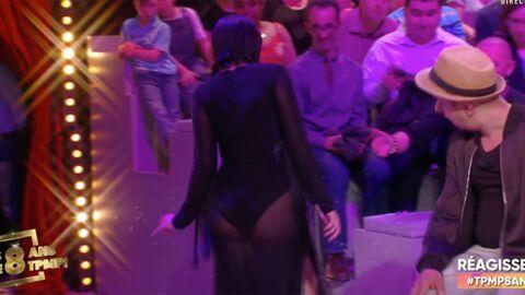 VIDEO Agathe Auproux dévoile ses fesses dans une robe transparente, sa tenue choque les internautes