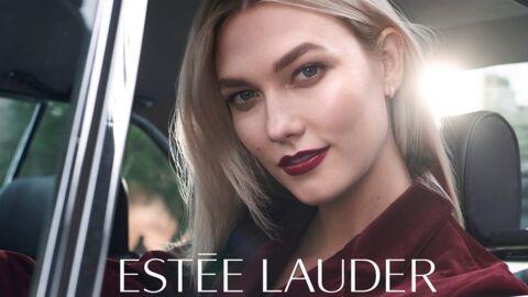 Karlie Kloss devient la nouvelle ambassadrice internationale d'Estée Lauder