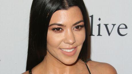 PHOTO Kourtney Kardashian pose entièrement nue