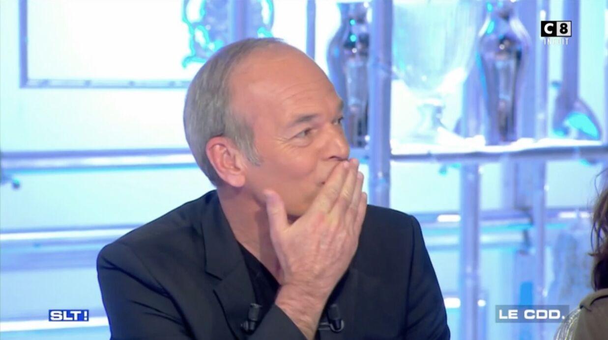 VIDEO Découvrez pourquoi Laurent Baffie s'est fait traiter de «c***ard» sur le plateau de Salut les Terriens