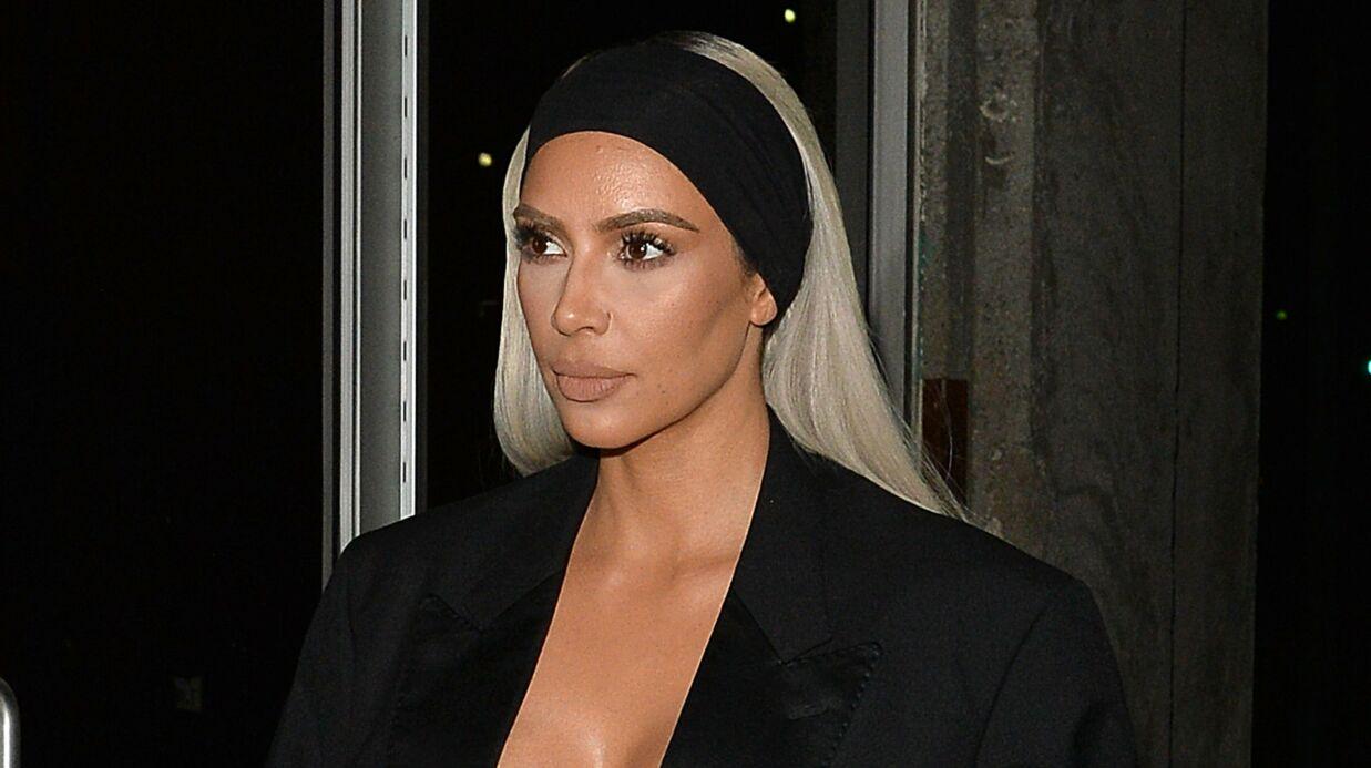 PHOTO Seins nus dans son lit, Kim Kardashian souhaite un «bon dimanche» à ses fans