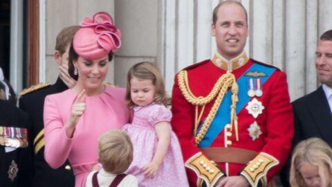 Kate Middleton maman: pourquoi la princesse Charlotte entre dans l'histoire?