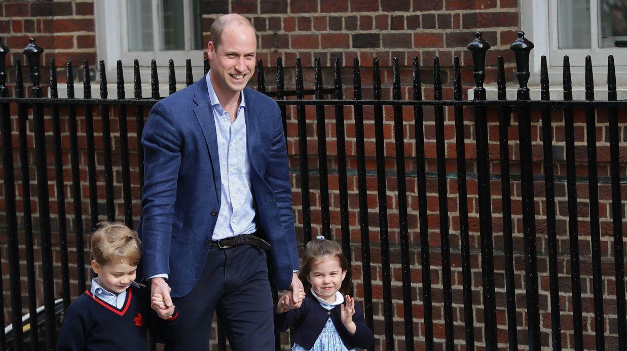 VIDEO Kate Middleton maman: revivez l'arrivée de George et Charlotte à la maternité