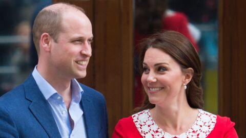 PHOTOS Kate Middleton: son bel hommage à Lady Di à sa sortie de la maternité