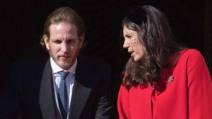 Andrea Casiraghi: son épouse Tatiana Santo Domingo a donné naissance à leur troisième enfant