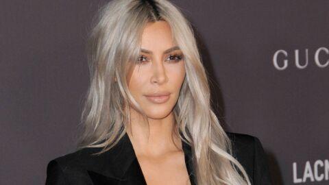 Kim Kardashian complètement nue sur Instagram, elle frôle ENCORE l'accident de téton!