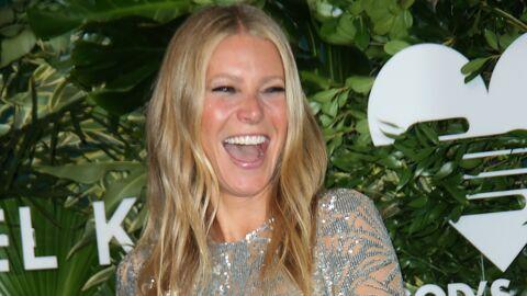Gwyneth Paltrow bientôt mariée: son petit tacle à ses ex Brad Pitt et Chris Martin