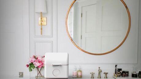 Découvrez Beautigloo, un réfrigérateur pour prendre soin de vos cosmétiques