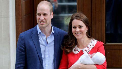 Kate Middleton maman: on connaît ENFIN le prénom du bébé