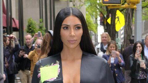 PHOTOS Kim Kardashian: sexe à l'air, elle montre tout pour la promo de son nouveau parfum