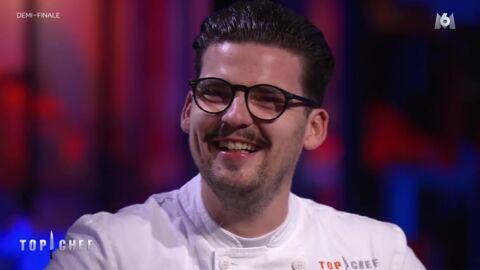 Camille Delcroix: avant de faire Top Chef, il a travaillé pour Jean-François Piège!