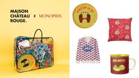 Monoprix x Maison Château Rouge: la collab lifestyle ultra désirable
