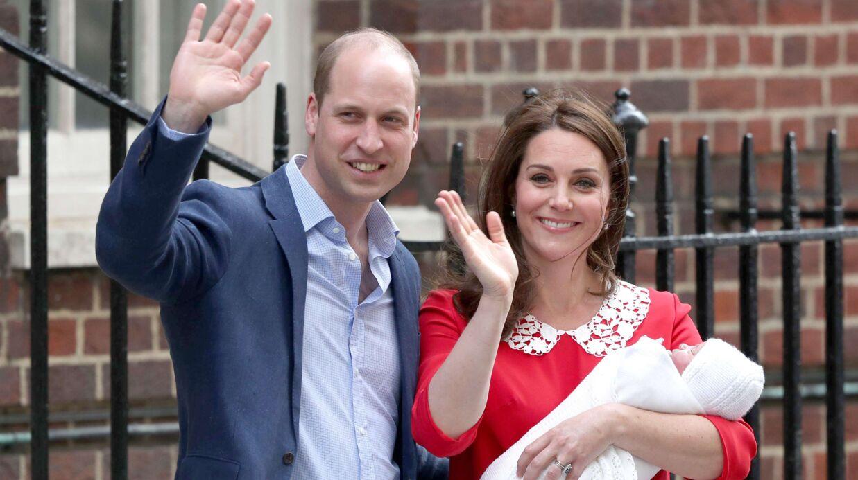 Kate Middleton maman: découvrez combien rapporte la naissance de Louis