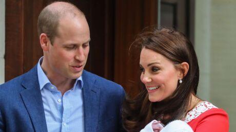 Kate Middleton maman: le prince William donne des nouvelles de son fils