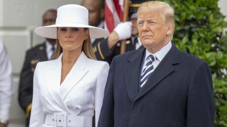 Melania Trump: son nouveau look moqué pour une CRUELLE raison!