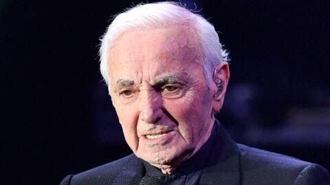 Charles Aznavour: un problème de santé l'empêche de monter sur scène