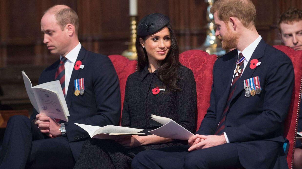 Prince William: fatigué par la naissance du royal baby, il s'endort en pleine messe