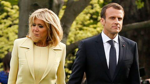 Brigitte et Emmanuel Macron: deux hommes arrêtés devant leur maison du Touquet