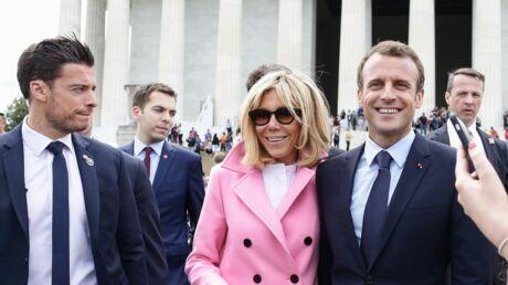 Brigitte Macron: son garde du corps se fait remarquer pour une raison plutôt coquine