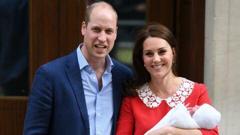 Le prénom du bébé de Kate Middleton révélé accidentellement par la famille royale?