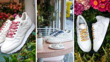 Shoes devant!