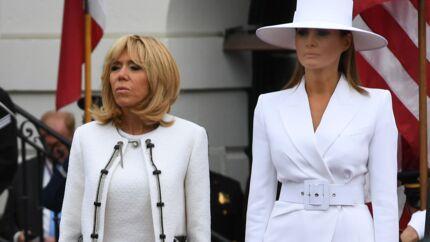 Brigitte Macron évoque son étonnante amitié avec Melania Trump