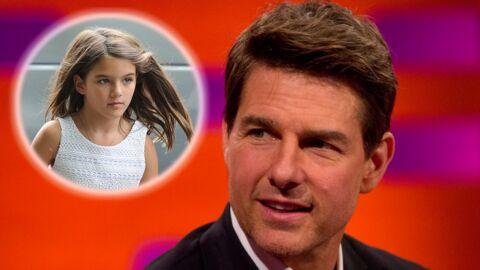 Tom Cruise: sa fille Suri malheureuse à cause de lui?