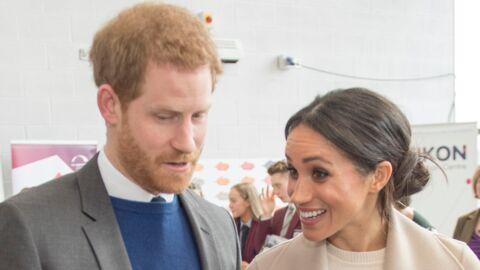 Mariage du prince Harry: le défi que lui a imposé Meghan Markle pour le jour J