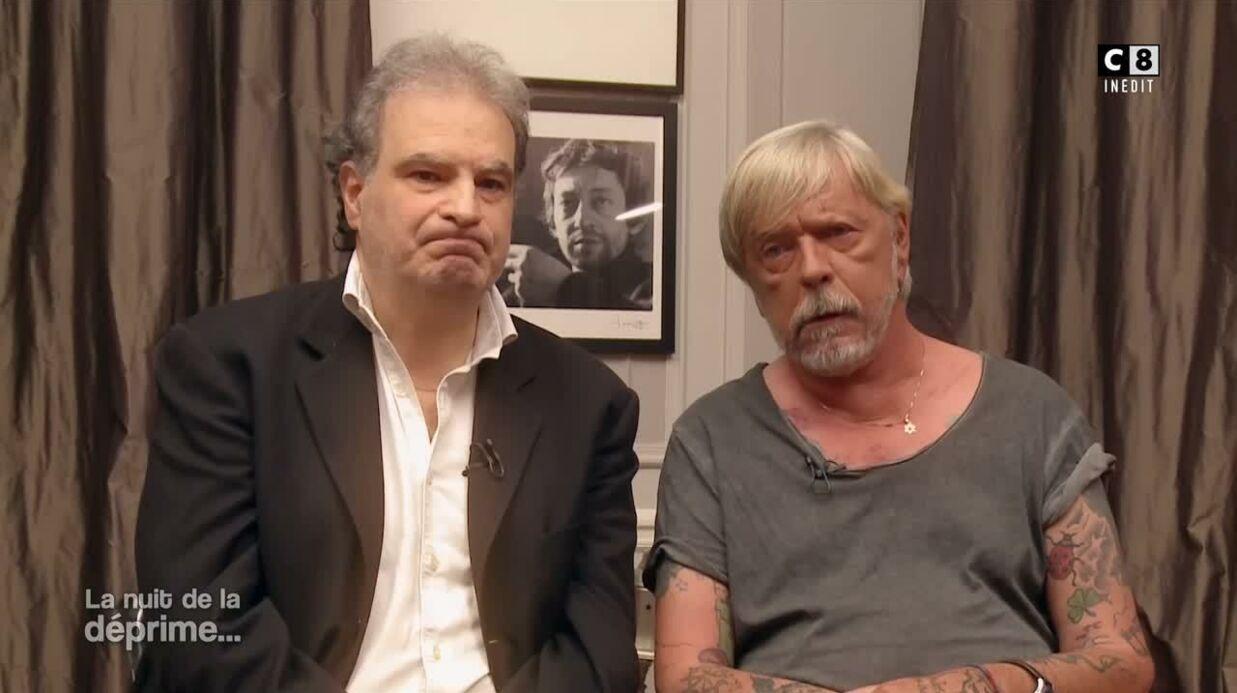 VIDEO Renaud affaibli: sa première apparition télé depuis son entrée en cure