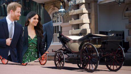 PHOTOS Mariage du prince Harry et Meghan Markle: découvrez leur magnifique calèche