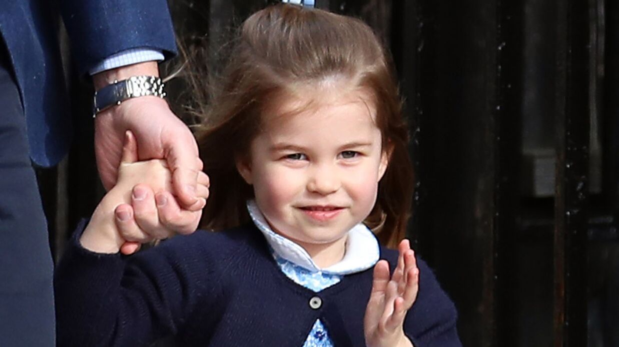 PHOTOS Charlotte de Cambridge : la fille de Kate et William a (déjà) trois ans