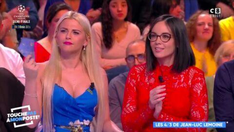 VIDEO Agathe Auproux et Kelly Vedovelli: Cyril Hanouna leur demande de s'embrasser, elles refusent