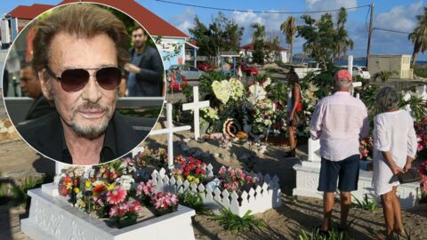 Johnny Hallyday : les habitants de Saint-Barth commencent à être agacés par le comportement de ses fans