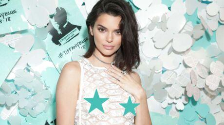 PHOTOS Kendall Jenner dévoile ses deux tétons dans une robe qui ne cache absolument rien