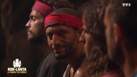 Koh-Lanta, Le Combat des héros: Yassin éliminé par ses anciens amis, Pascal et Javier