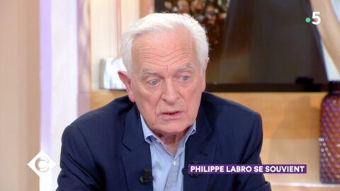 VIDEO Philippe Labro: pourquoi il ne prendra pas parti dans l'affaire de l'héritage de Johnny Hallyday